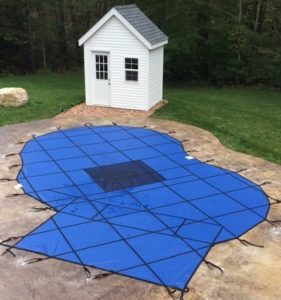 Custom Free Form Pool Cover