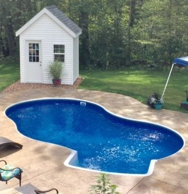 Custom Pool Cover